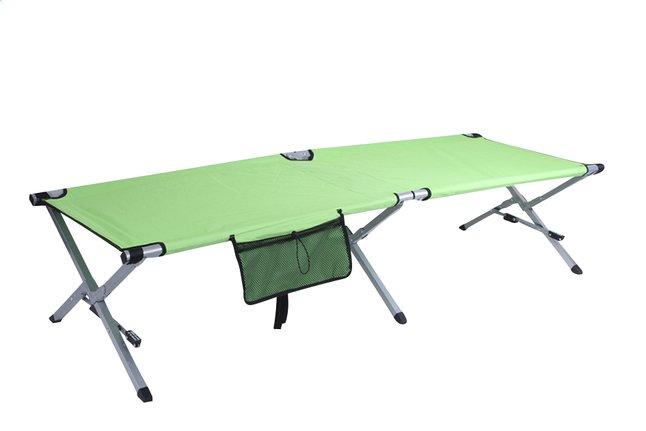 Image pour Lit de camp pliable vert à partir de DreamLand