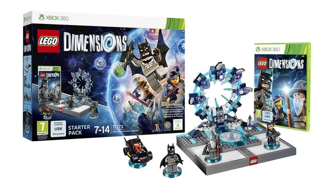 Afbeelding van XBOX 360 LEGO Dimensions Starter Pack FR from DreamLand