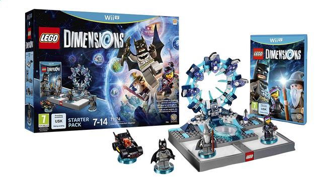 Afbeelding van Wii U LEGO Dimensions Starter Pack NL from DreamLand