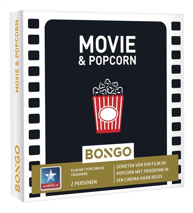 Afbeelding van Bongo Movie & Popcorn from DreamLand