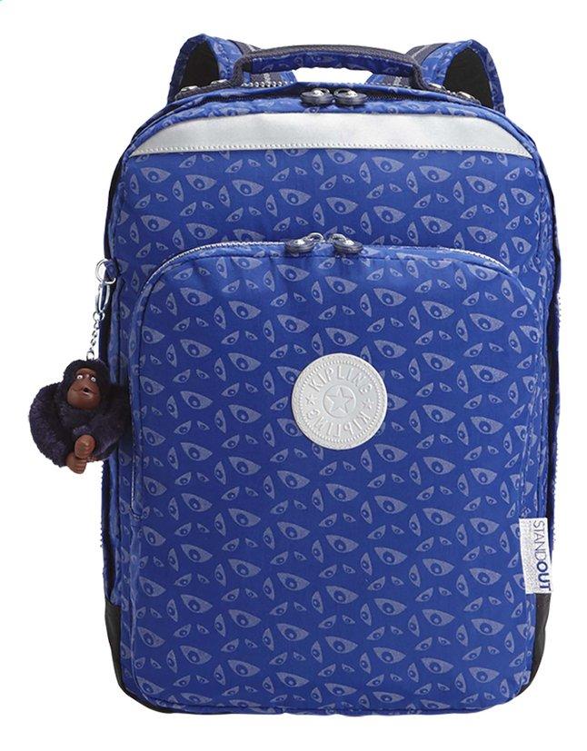 Kipling sac à dos College Up Blue Tan Block Super deals et
