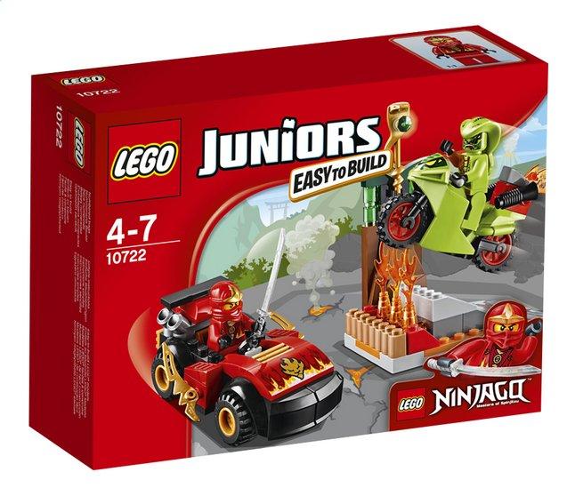 Afbeelding van LEGO Juniors 10722 Ninjago slangenduel from DreamLand