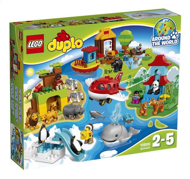 Image pour LEGO DUPLO 10805 Le tour du monde à partir de DreamLand