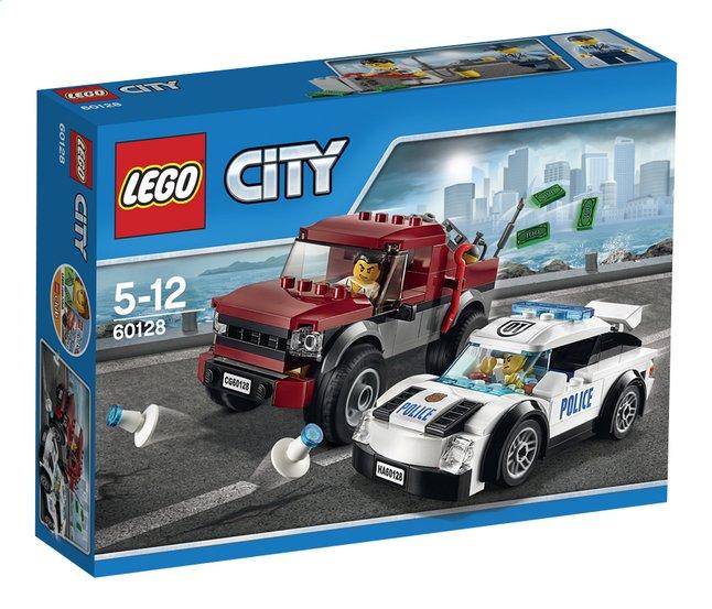 Image pour LEGO City 60128 La course poursuite à partir de DreamLand
