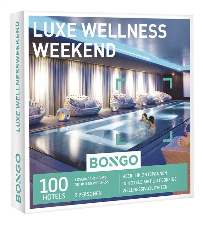 Afbeelding van Bongo Luxe Wellnessweekend from DreamLand