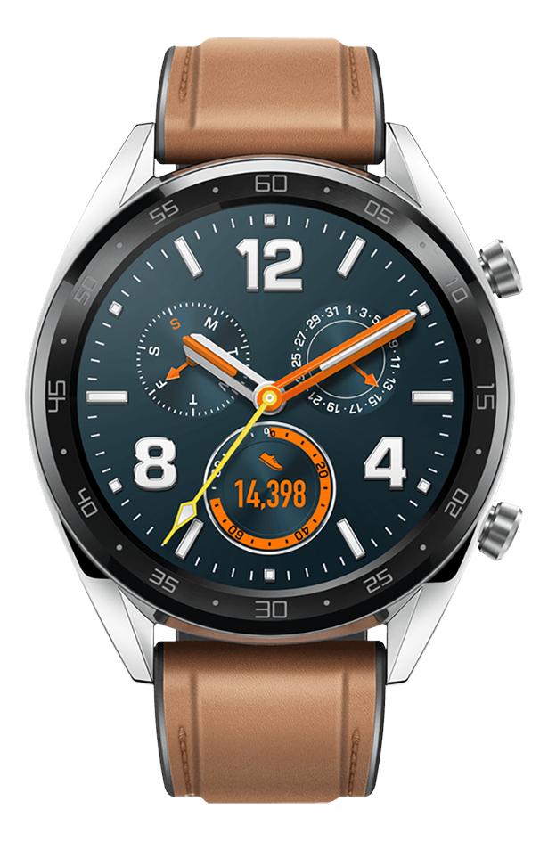 Afbeelding van Huawei Smartwatch GT - Classic Edition bruin from DreamLand