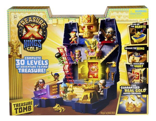 Image pour Treasure X Treasure Tomb Kings Gold à partir de DreamLand