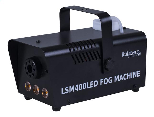 Afbeelding van ibiza rookmachine met LED LSM400LED-BK from DreamLand