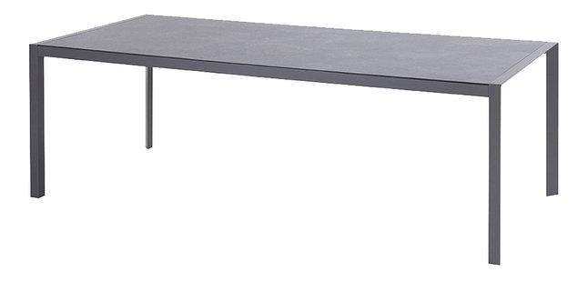 Hartman table de jardin Sydney anthracite 225 x 100 cm