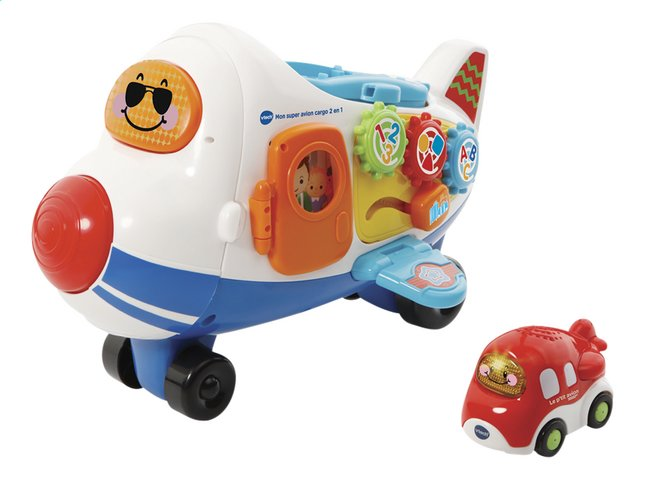 Image pour VTech Tut Tut Bolides Mon super avion cargo 2 en 1 à partir de DreamLand