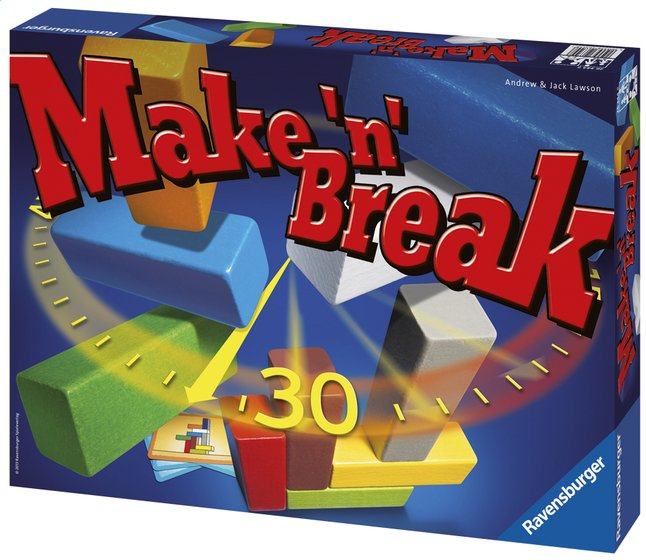 Image pour Make 'n' Break à partir de DreamLand