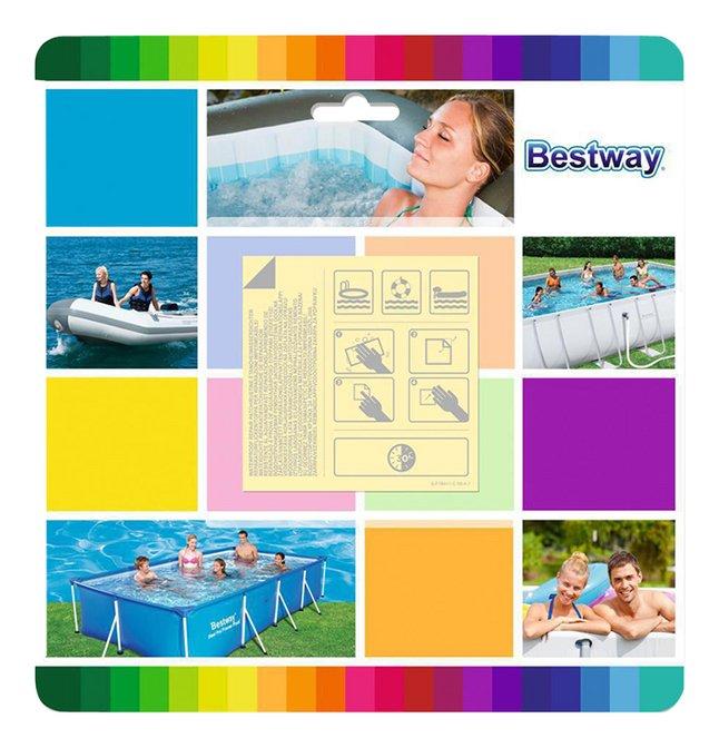 Image pour Bestway patch de réparation pour liner - 10 pièces à partir de DreamLand