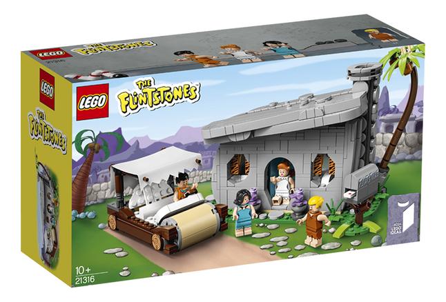 Afbeelding van LEGO Ideas 21316 The Flintstones from DreamLand
