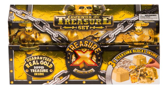 Afbeelding van Speelset Treasure X Legends of Treasure Set from DreamLand