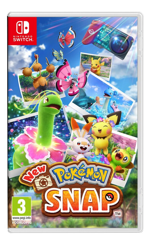 Nintendo Switch New Pokemon Snap ENG