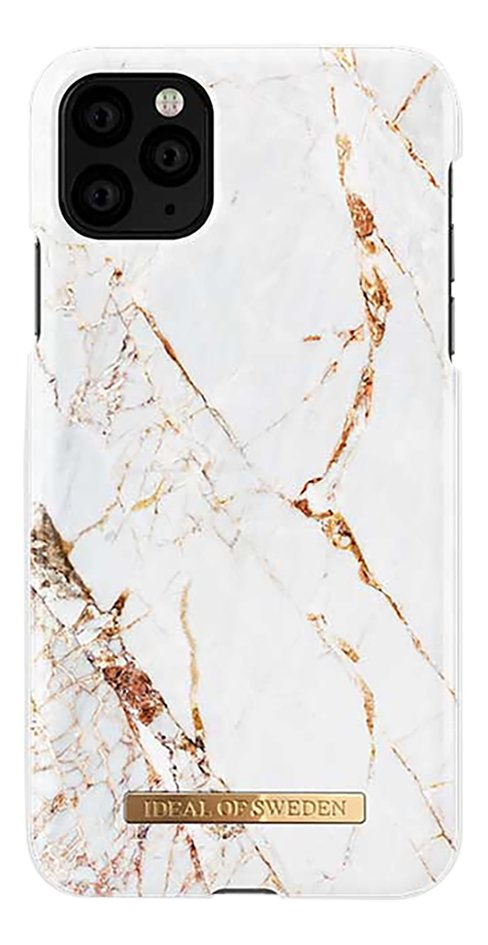 iDeal of Sweden coque Fashion Carrara Gold pour iPhone 11 Pro
