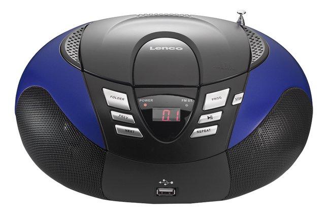 Afbeelding van Lenco draagbare radio/cd-speler SCD-37 from DreamLand