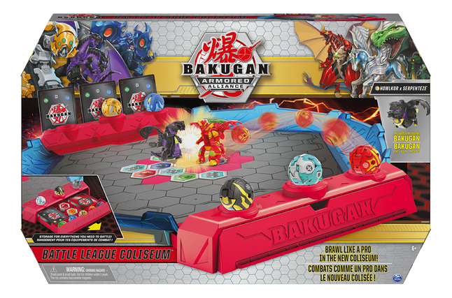 Bakugan Battle League Coliseum
