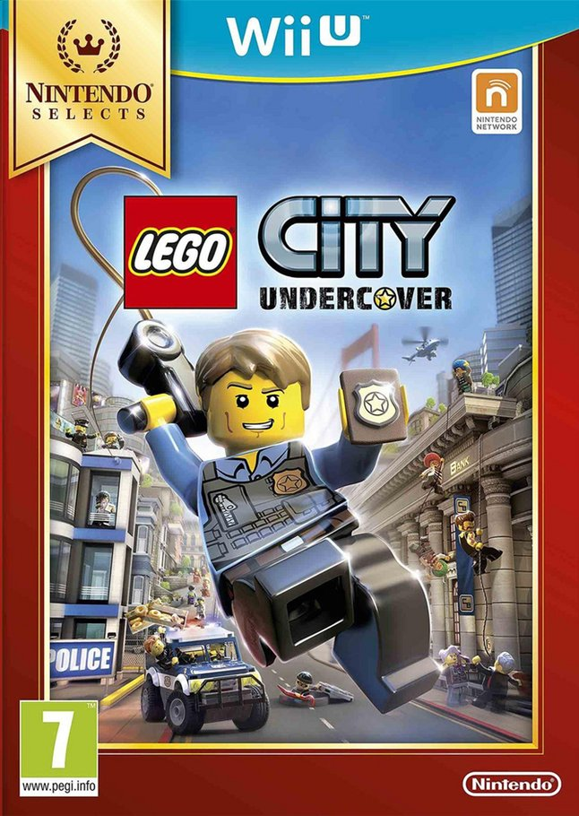 Afbeelding van Nintendo Wii U LEGO City Undercover Selects ENG from DreamLand