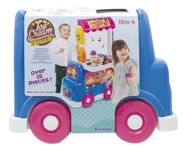 Image pour Yummy Ice Cream Truck Camion de glaces à partir de DreamLand