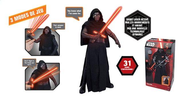 Image pour Figurine interactive Star Wars Kylo Ren à partir de DreamLand
