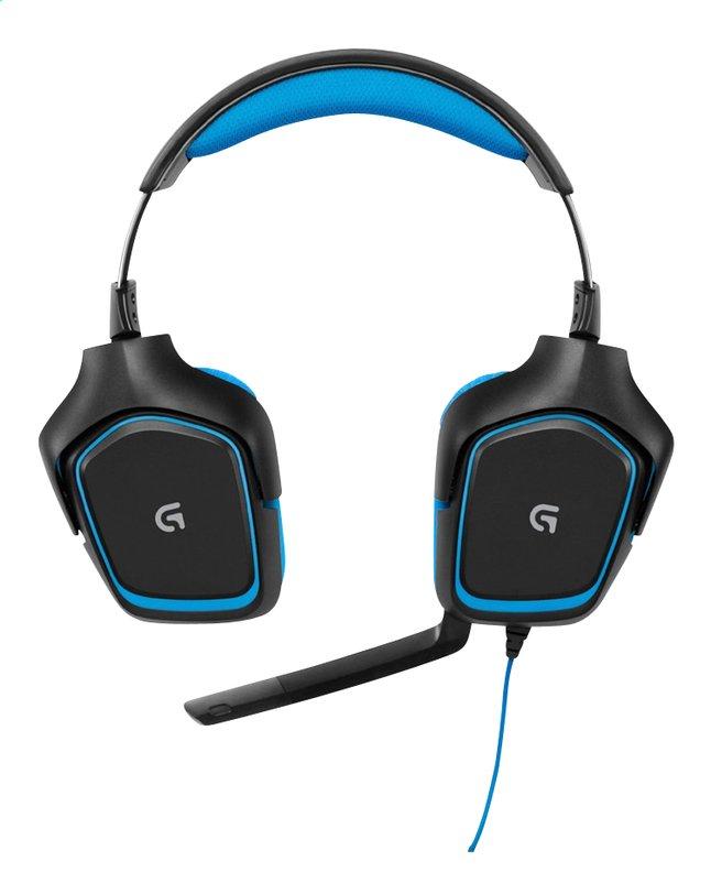Afbeelding van Logitech gaming headset voor pc G430 from DreamLand