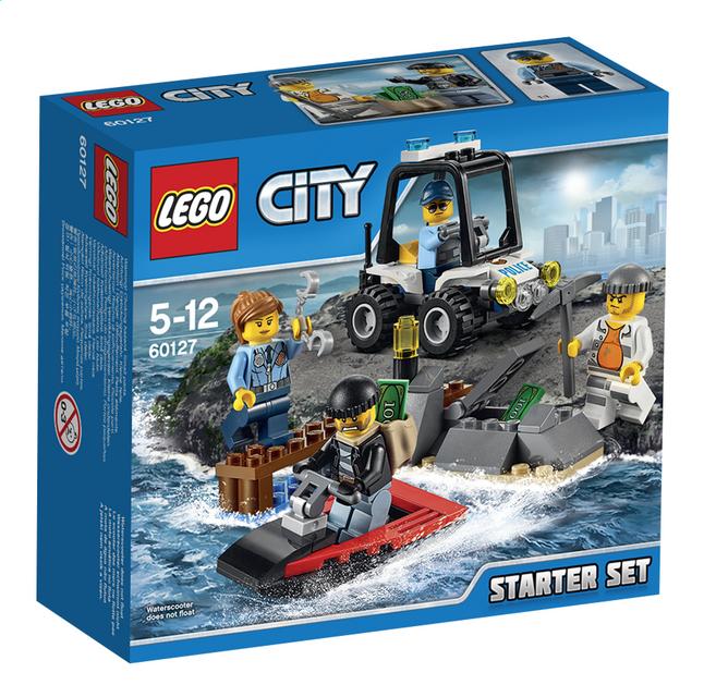 Afbeelding van LEGO City 60127 Gevangeniseiland starterset from DreamLand