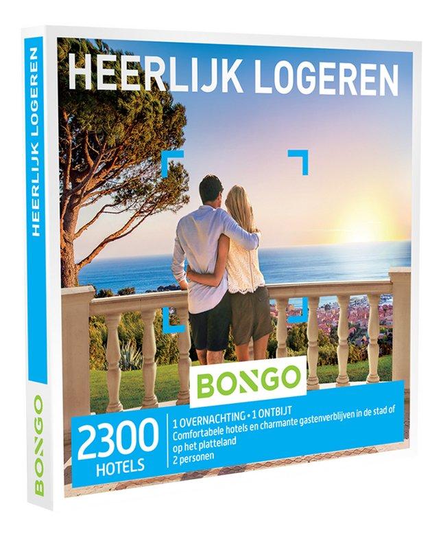 Afbeelding van Bongo cadeaubon Heerlijk Logeren from DreamLand