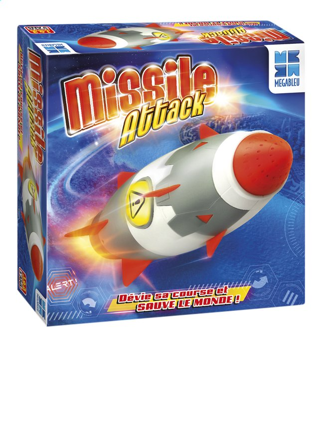 Image pour Missile Attack à partir de DreamLand