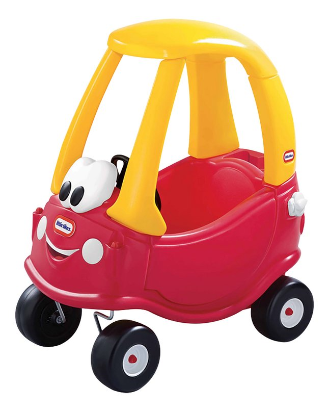 Afbeelding van Little Tikes loopwagentje Cozy Coupe from DreamLand