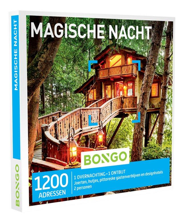 Afbeelding van Bongo cadeaubon Magische nacht from DreamLand