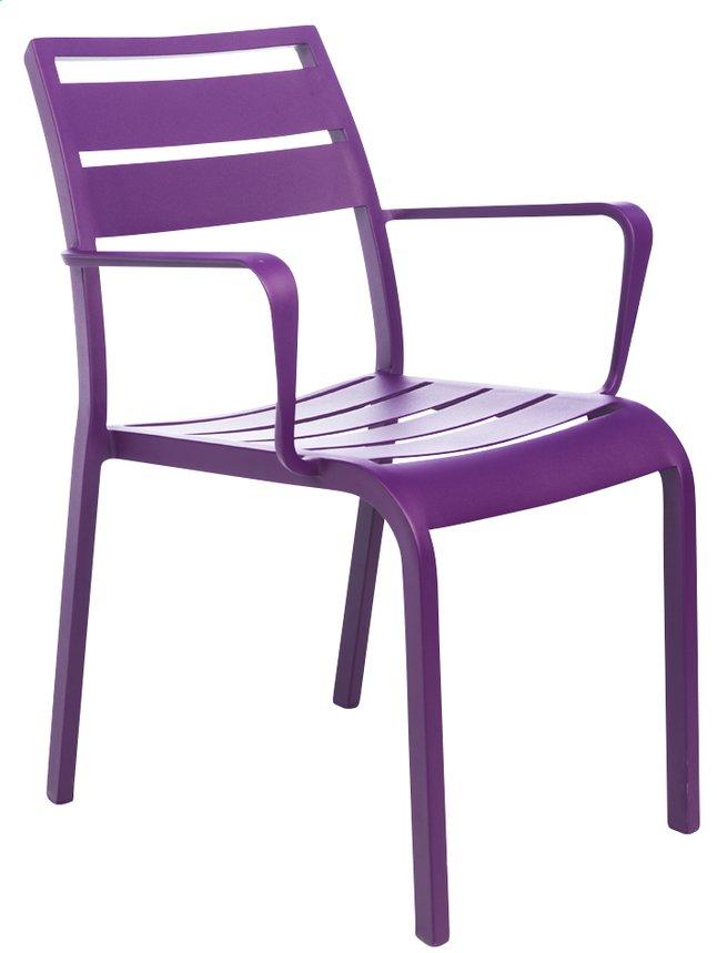 Chaise de jardin Nice mauve | DreamLand