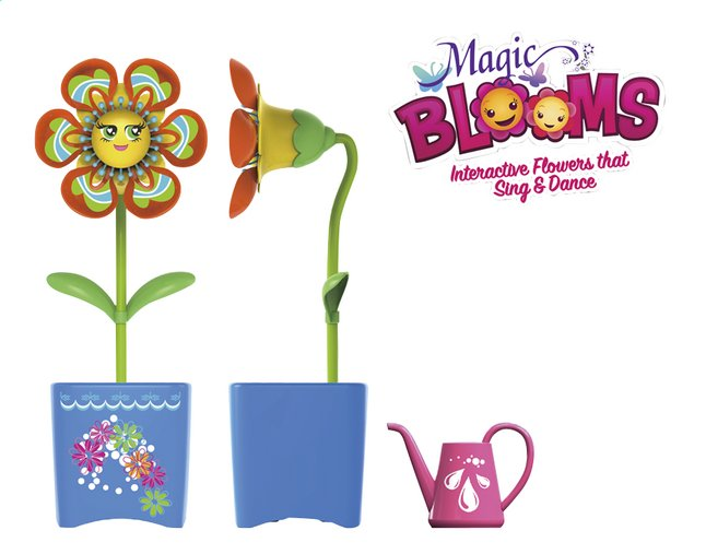 Image pour Silverlit Magic Blooms Single Flower bleu à partir de DreamLand