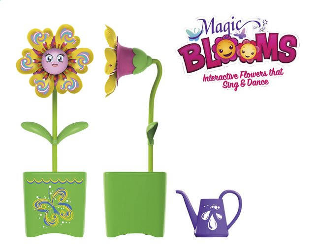 Image pour Silverlit Magic Blooms Single Flower vert à partir de DreamLand