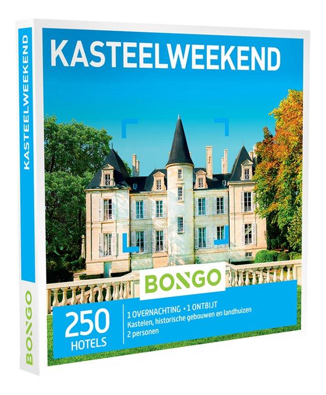 Bongo cadeaubon Kasteelweekend