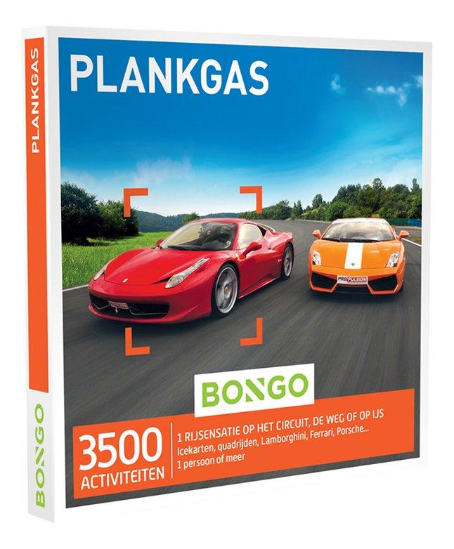 Afbeelding van Bongo cadeaubon Plankgas from DreamLand