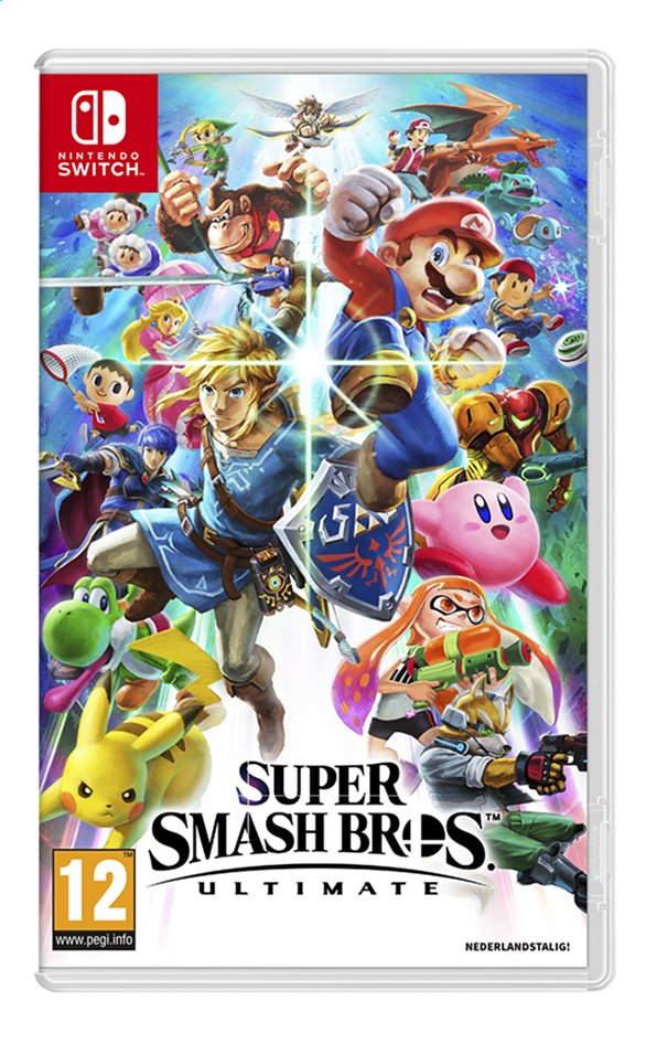 Nintendo Switch Super Smash Bros. Ultimate NL