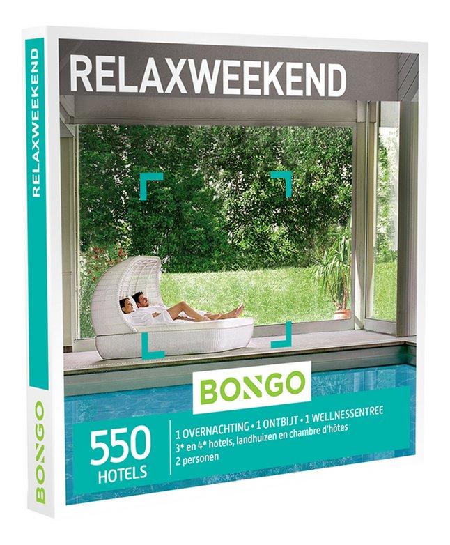 Afbeelding van Bongo cadeaubon Relaxweekend from DreamLand