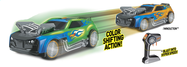 Image pour Nikko voiture RC Hot Wheels Hyper Racer Twinduction à partir de DreamLand