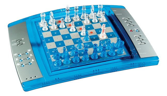 Lexibook schaakcomputer Chess light
