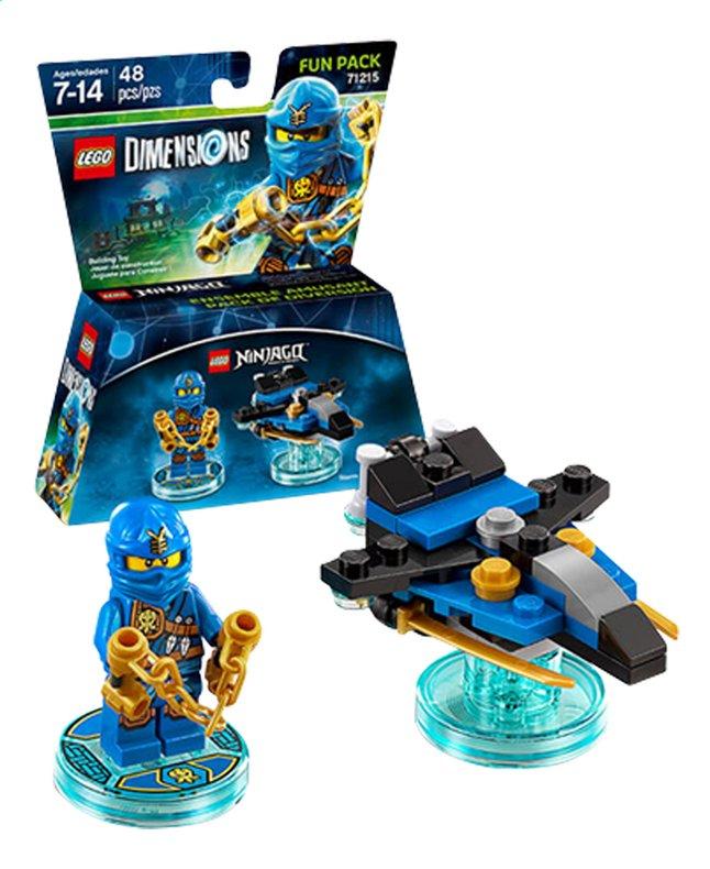 Image pour LEGO Dimensions figurine Fun Pack Ninjago 71215 Jay à partir de DreamLand