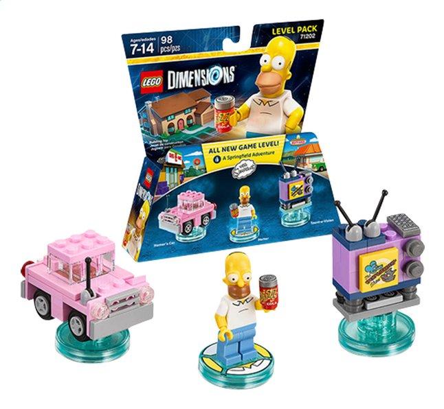 Image pour LEGO Dimensions figurine Level Pack 71202 The Simpsons à partir de DreamLand