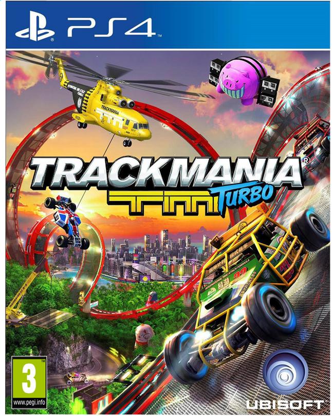Image pour PS4 Trackmania Turbo FR/ANG à partir de DreamLand