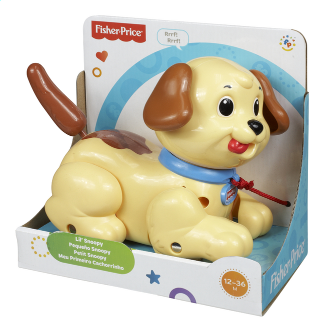 Afbeelding van Fisher-Price Kleine Snoopy from DreamLand