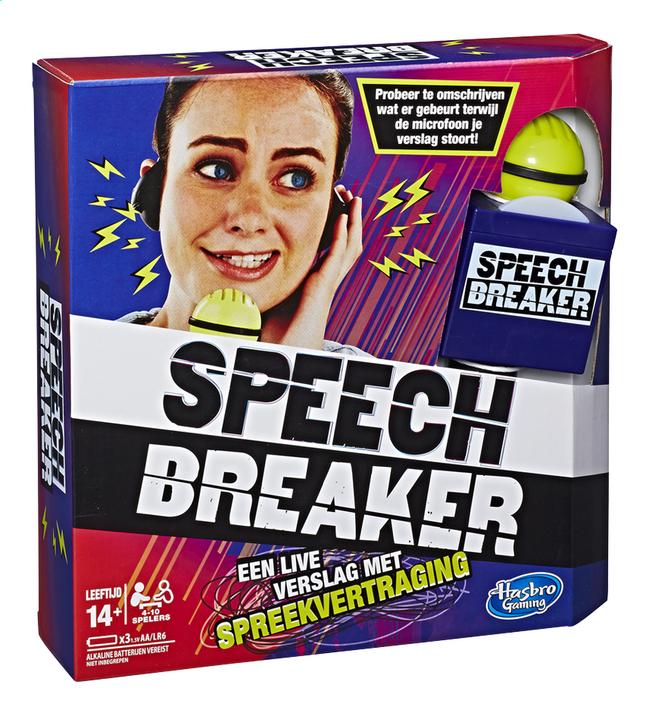 Afbeelding van Speech Breaker from DreamLand