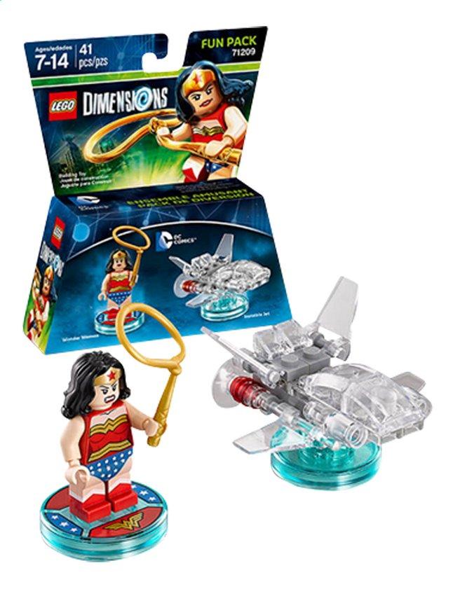 Image pour LEGO Dimensions figurine Fun Pack DC Comics 71209 Wonder Woman à partir de DreamLand