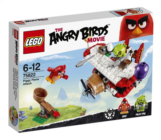 Image pour LEGO Angry Birds 75822 L'attaque en avion du cochon à partir de DreamLand