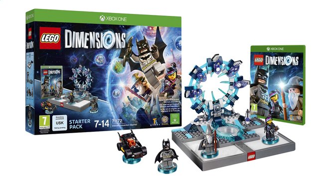 Afbeelding van XBOX One LEGO Dimensions Starter Pack NL from DreamLand