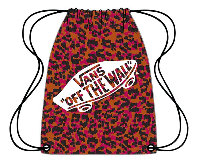 Image pour Vans sac de gymnastique Benched Wild Leopard à partir de DreamLand