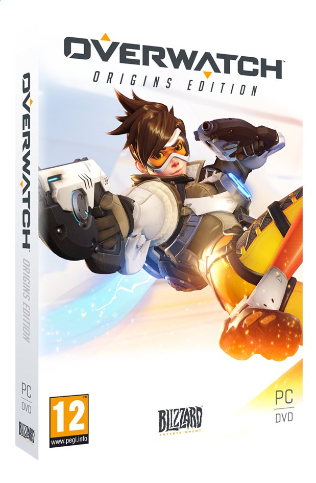 Afbeelding van Pc Overwatch Origins Edition ENG from DreamLand